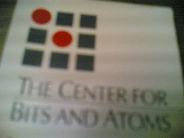 Center for Bits and Atoms